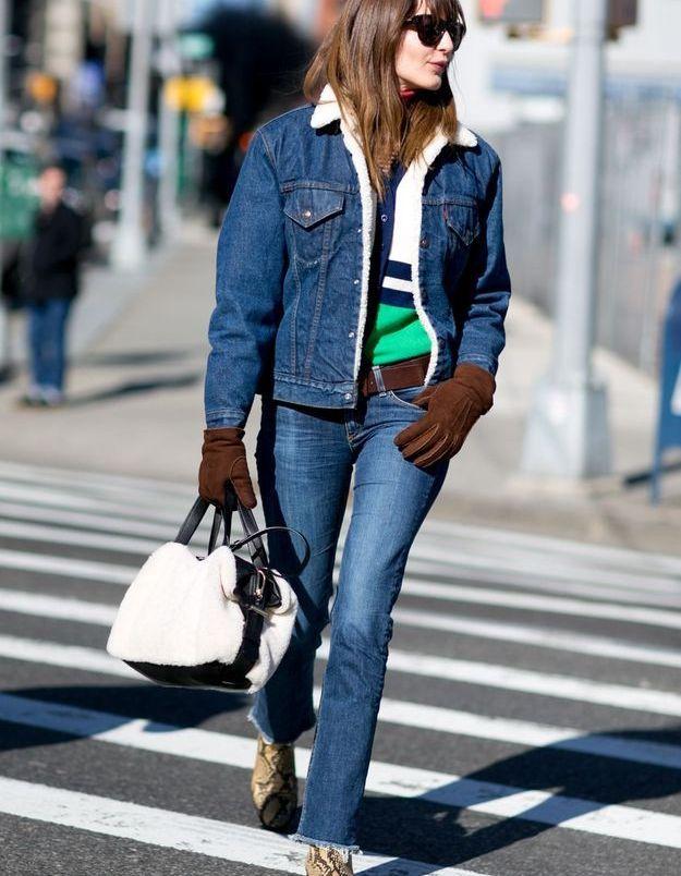 Look less is more tout en jean