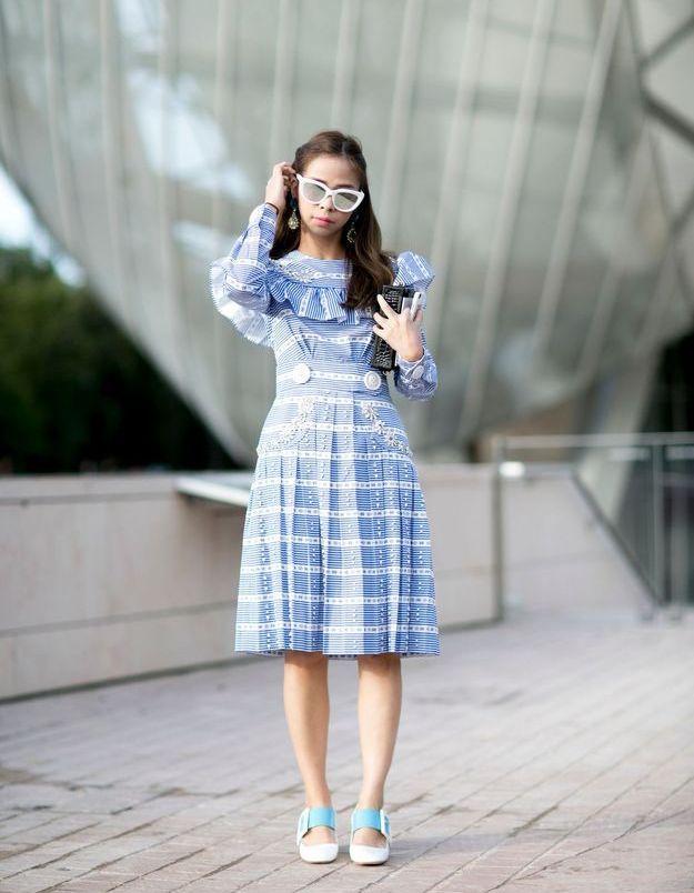 Une petite robe vintage