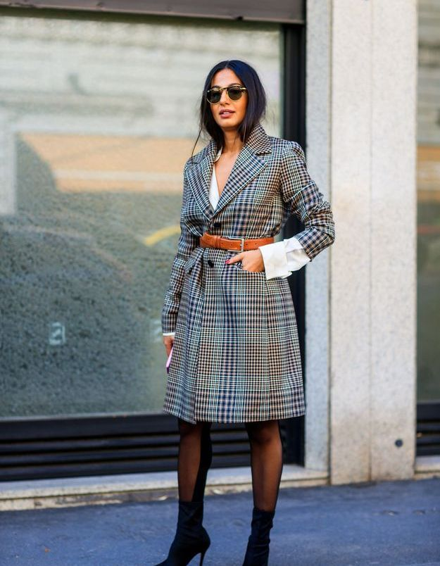 La robe manteau