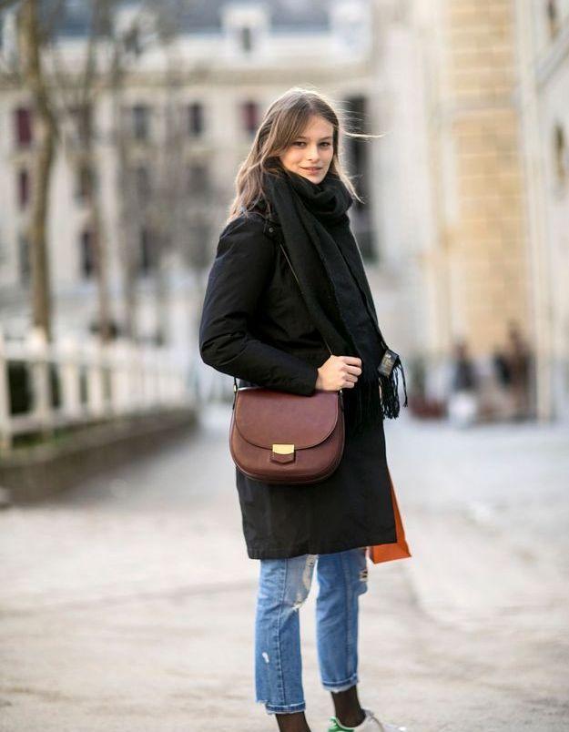 Look parisien pour le week-end