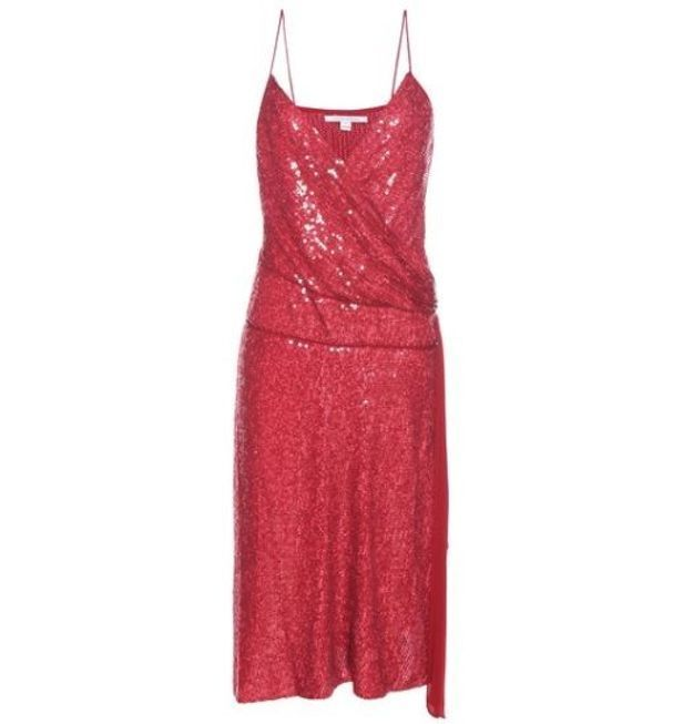 Robe glamour Diane Von Furstenberg