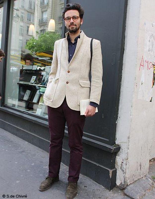 Mode tendance street style look homme Aurelio