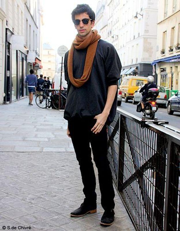 Mode tendance street style look homme Axel