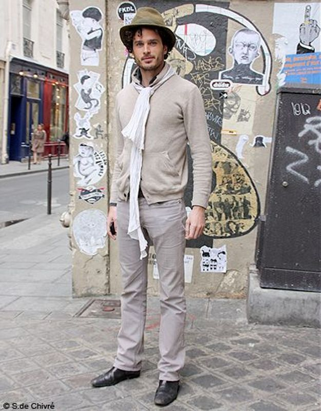 Mode tendance street style look homme barthelemy