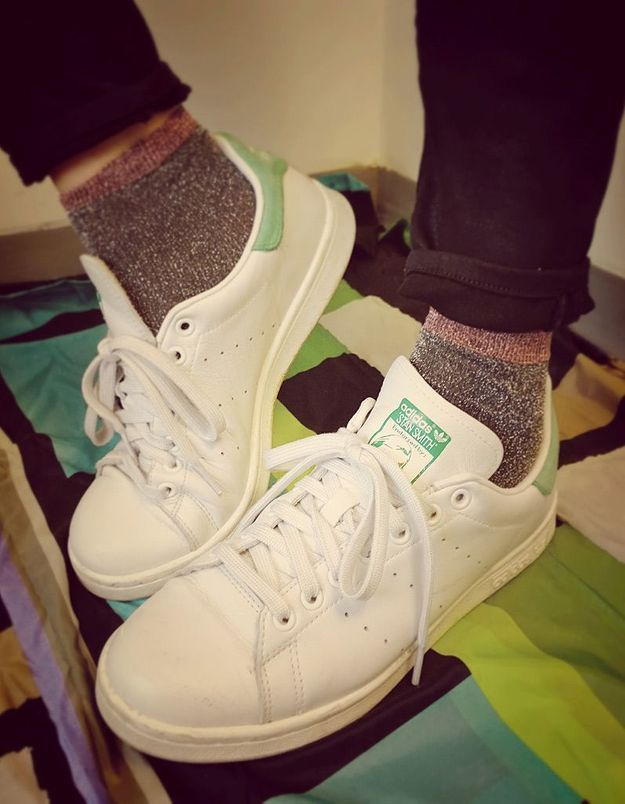 Les Stan Smith de Lauren