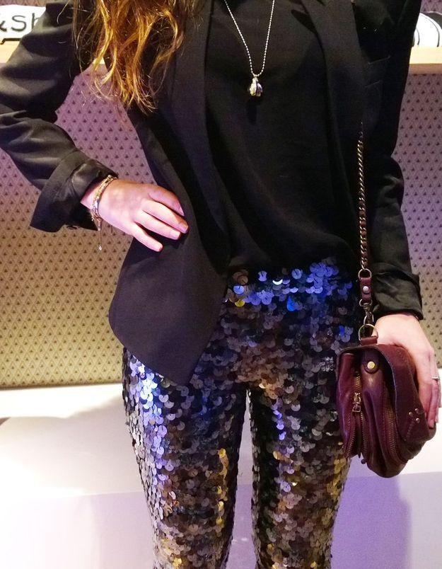 Le legging Isabel Marant pour H&M d'Hannah
