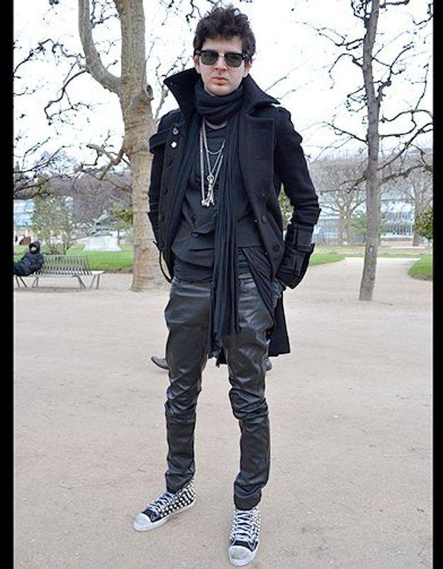 Mode street style homme look tendances defiles haute couture paris 15