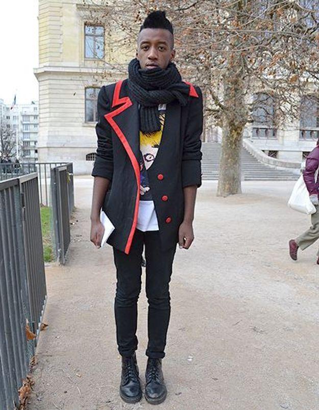Mode street style homme look tendances defiles haute couture paris 19