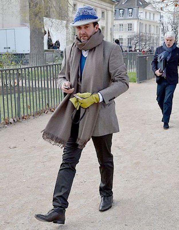 Mode street style homme look tendances defiles haute couture paris 20