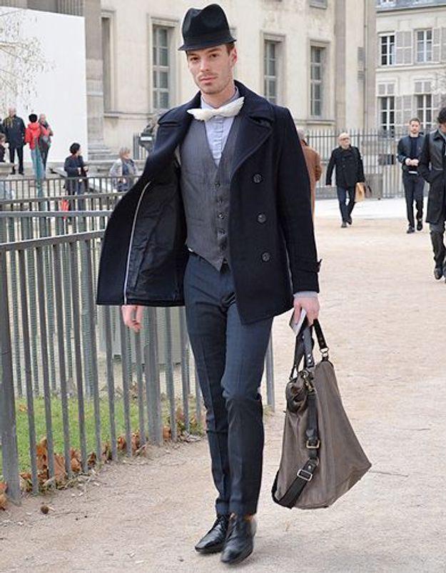Mode street style homme look tendances defiles haute couture paris 21
