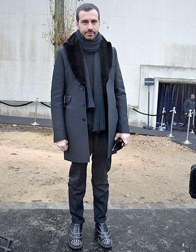 Mode street style homme look tendances defiles haute couture paris 23