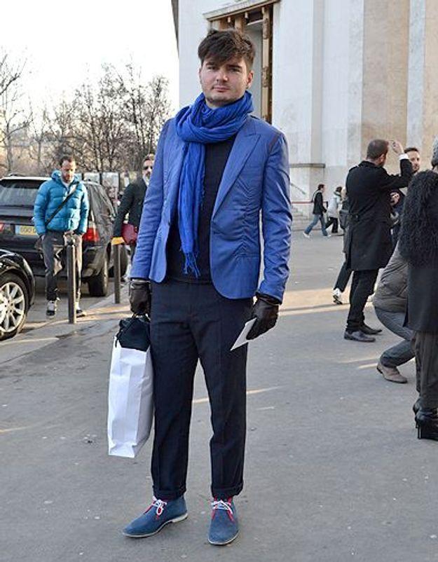 Mode street style homme look tendances defiles haute couture paris 24