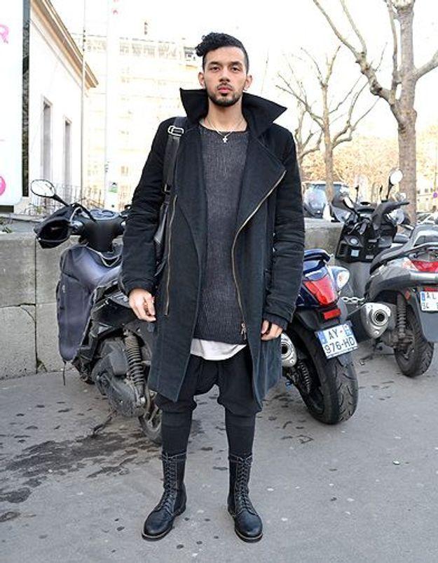 Mode street style homme look tendances defiles haute couture paris 26