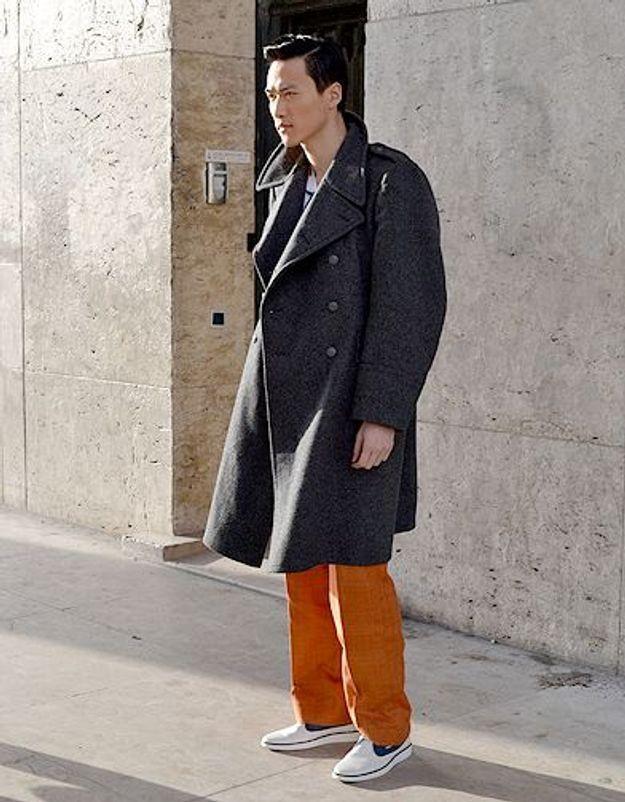Mode street style homme look tendances defiles haute couture paris 28