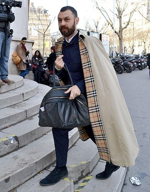 Mode street style homme look tendances defiles haute couture paris 29