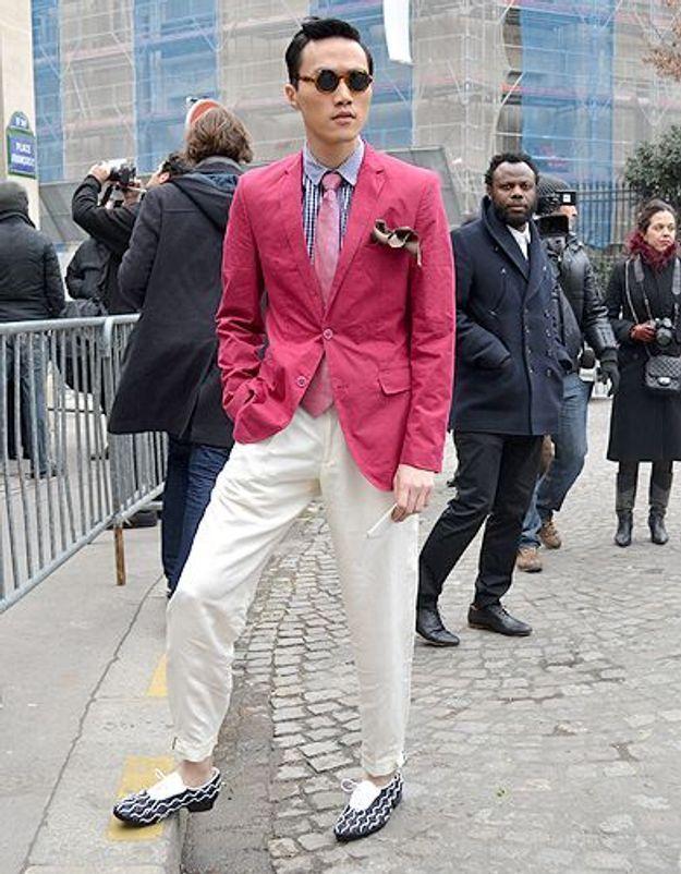 Mode street style homme look tendances defiles haute couture paris 31