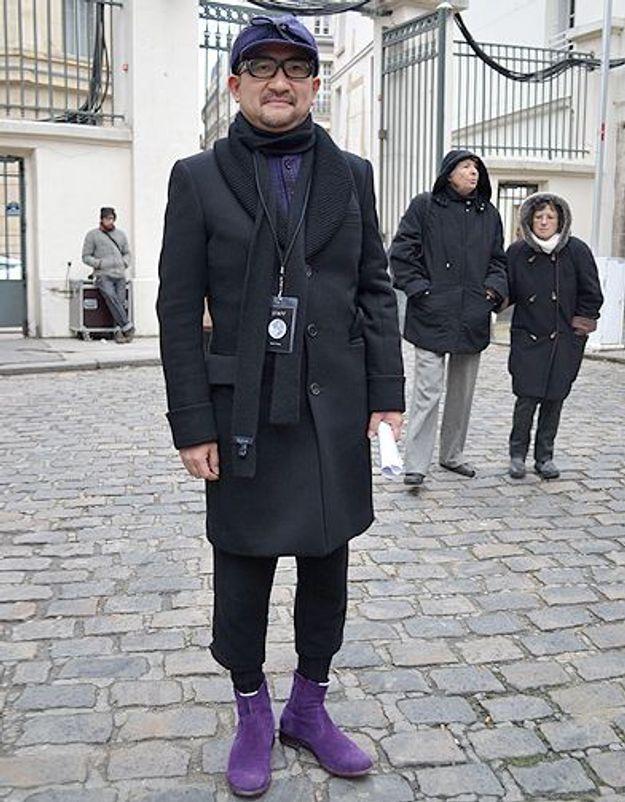 Mode street style homme look tendances defiles haute couture paris 34