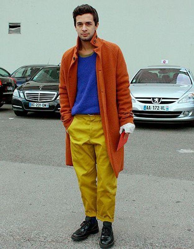 Mode street style homme look tendances defiles haute couture paris 36