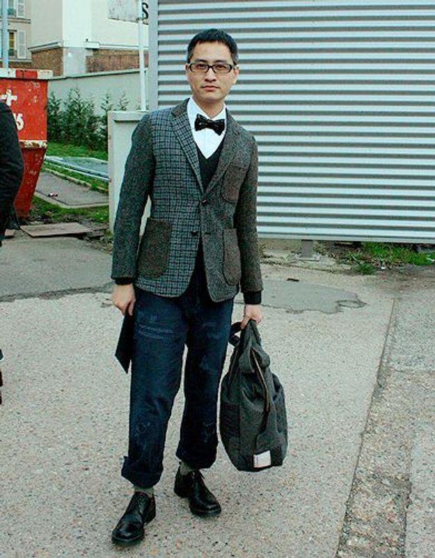 Mode street style homme look tendances defiles haute couture paris 38