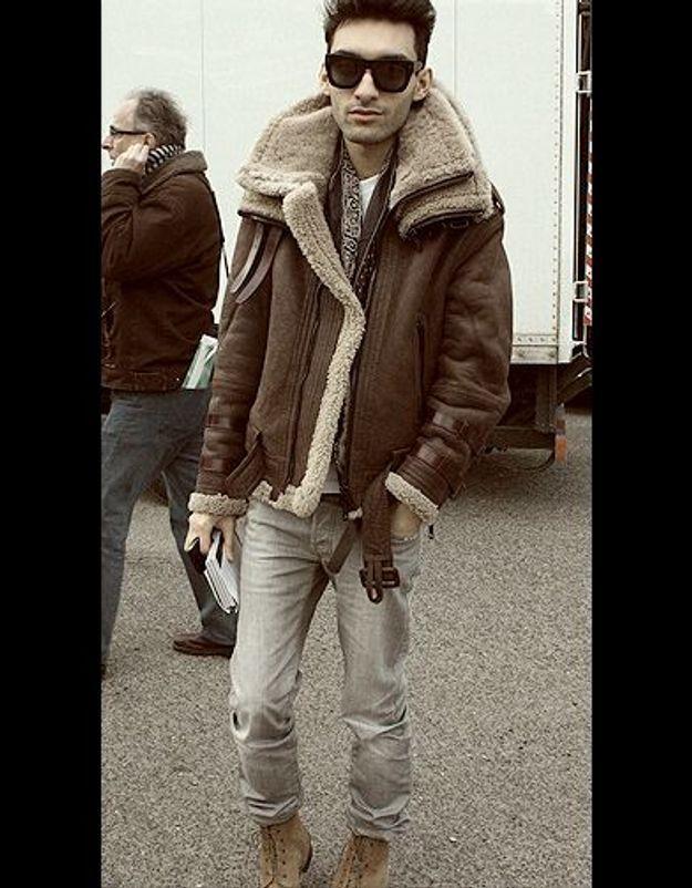 Mode street style homme look tendances defiles haute couture paris 39
