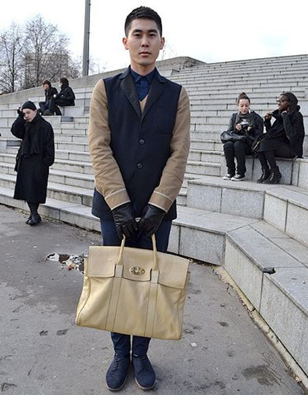 Mode street style homme look tendances defiles haute couture paris 4