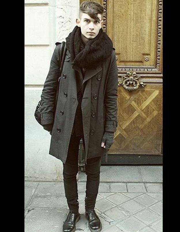Mode street style homme look tendances defiles haute couture paris 42