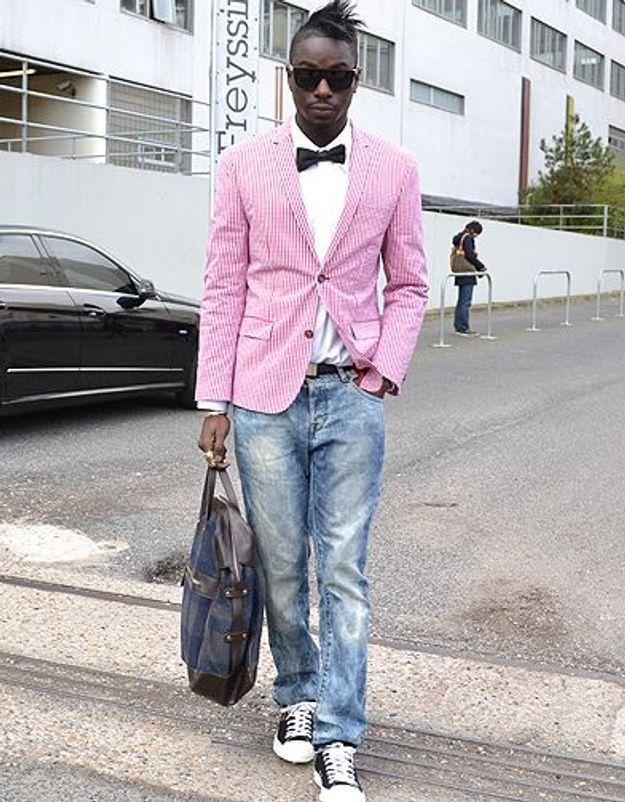Mode street style homme look tendances defiles haute couture paris 46