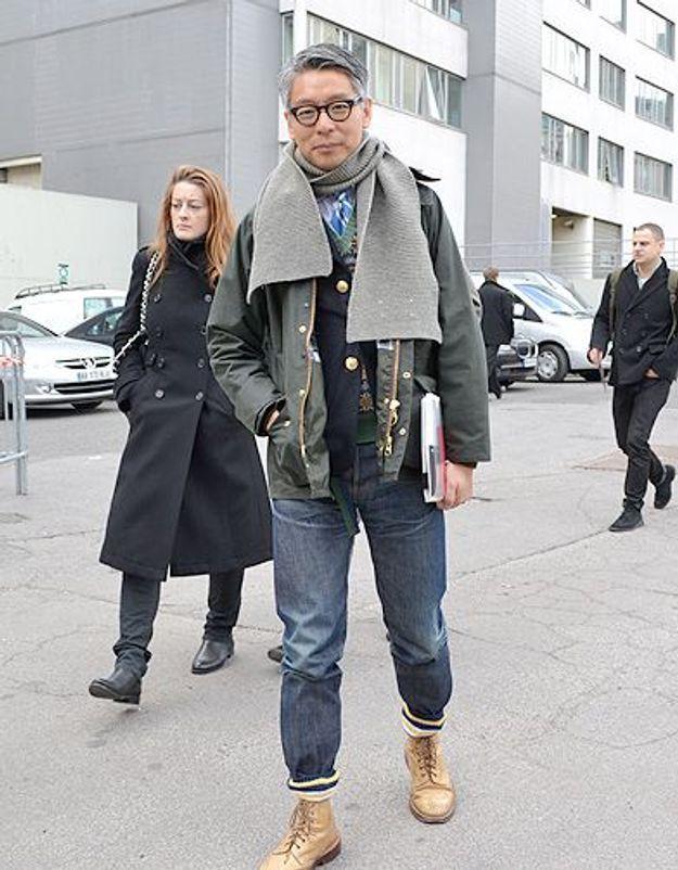 Mode street style homme look tendances defiles haute couture paris 49