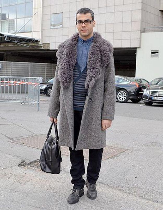 Mode street style homme look tendances defiles haute couture paris 50