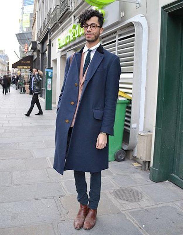 Mode street style homme look tendances defiles haute couture paris 54