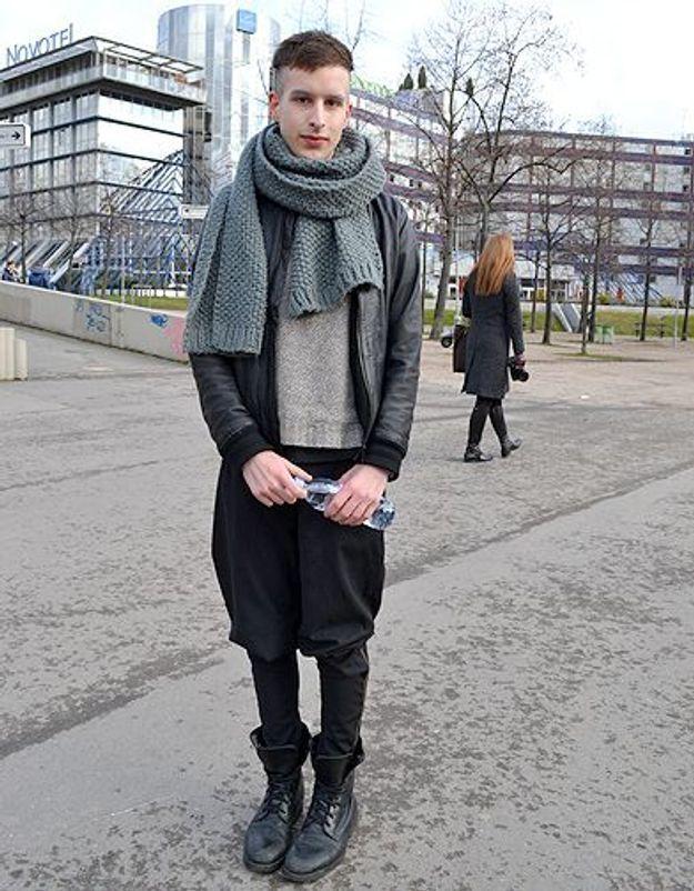 Mode street style homme look tendances defiles haute couture paris 6