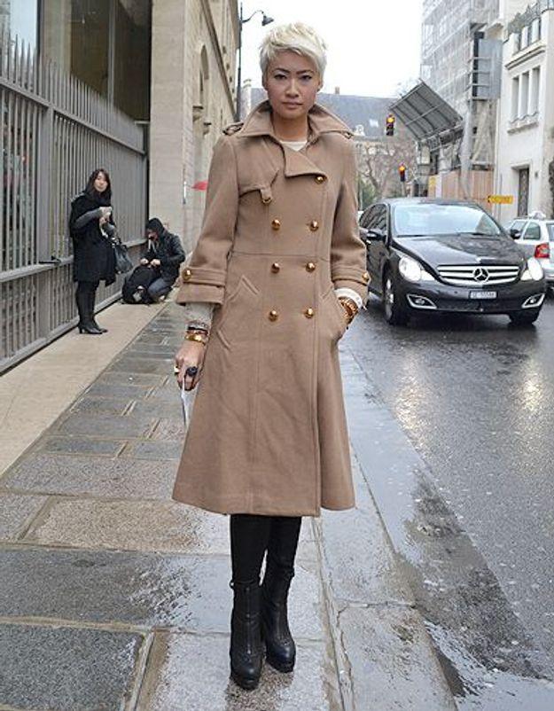 Mode street style femmes paris defiles haute couture 11