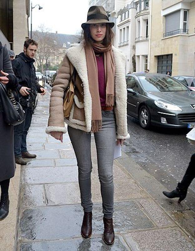 Mode street style femmes paris defiles haute couture 12
