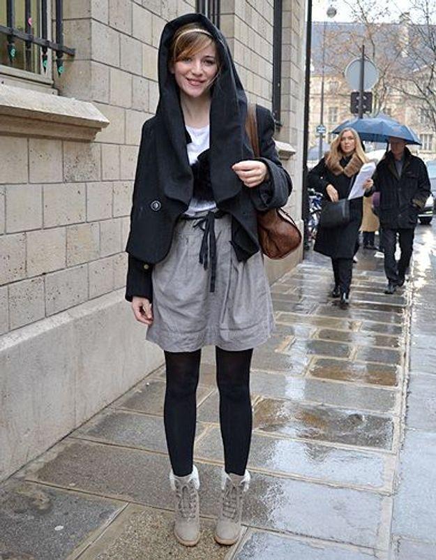 Mode street style femmes paris defiles haute couture 16