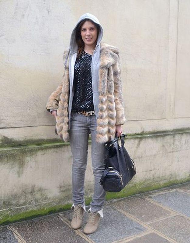 Mode street style femmes paris defiles haute couture 5