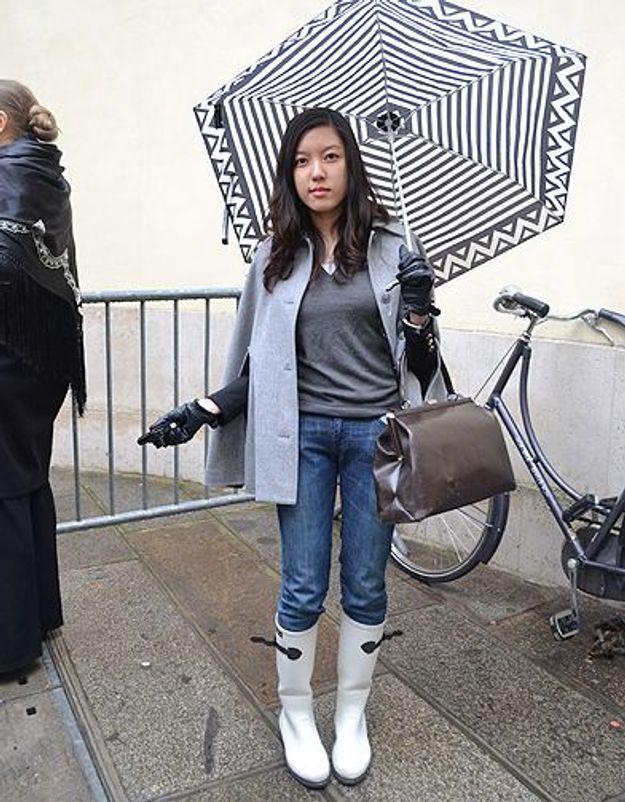 Mode street style femmes paris defiles haute couture 7