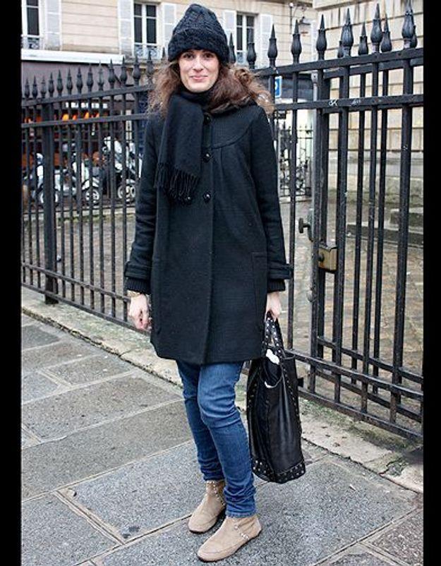Mode street style tendance look jean Diane