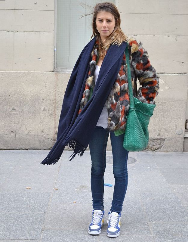 Street style : vos accessoires fétiches sac Bottega Veneta