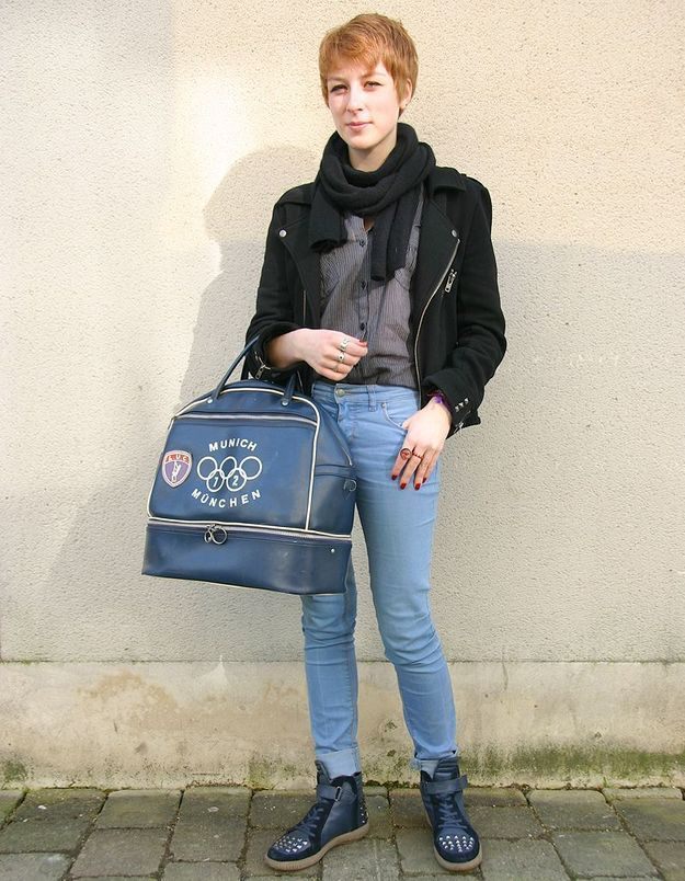Street style : vos accessoires fétiches sac JO Munich