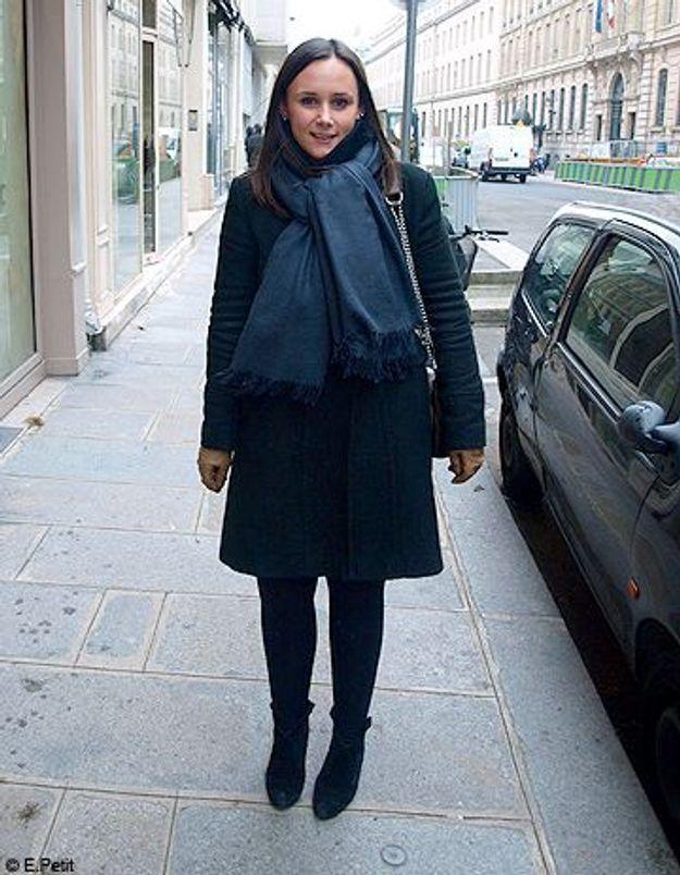 Mode look street style tenue grand froid alexandra