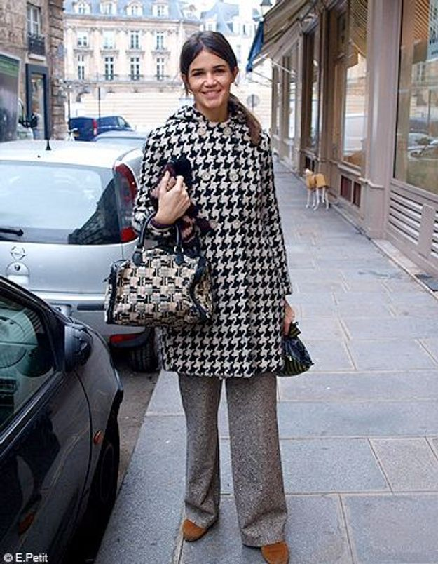 Mode look street style tenue grand froid amelie