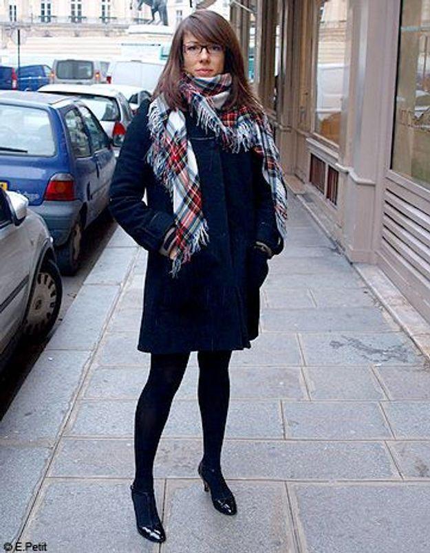 Mode look street style tenue grand froid aurelie