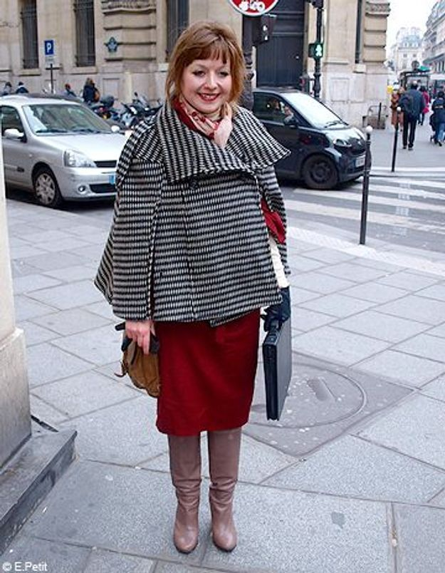 Mode look street style tenue grand froid carine