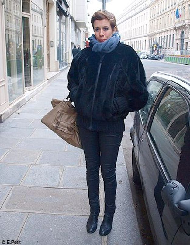 Mode look street style tenue grand froid isabelle
