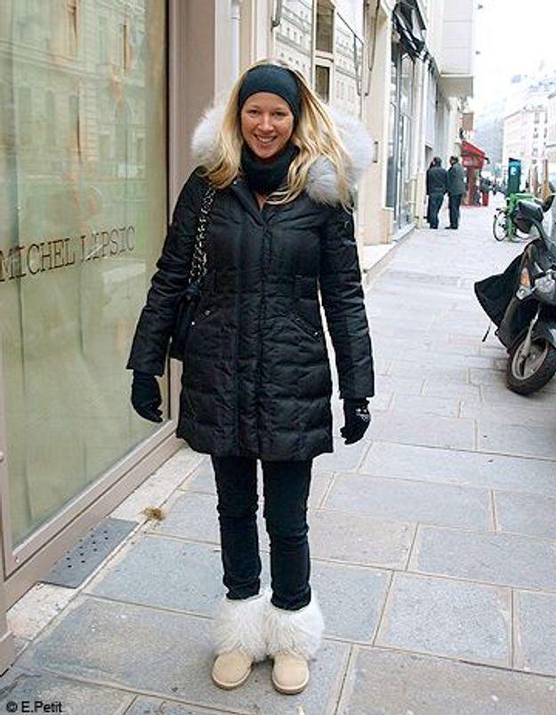 Mode look street style tenue grand froid vanessa ok1
