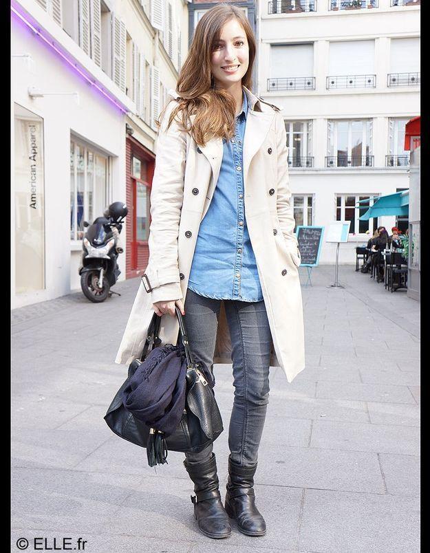 Juliette Assistante développement chez Chanel