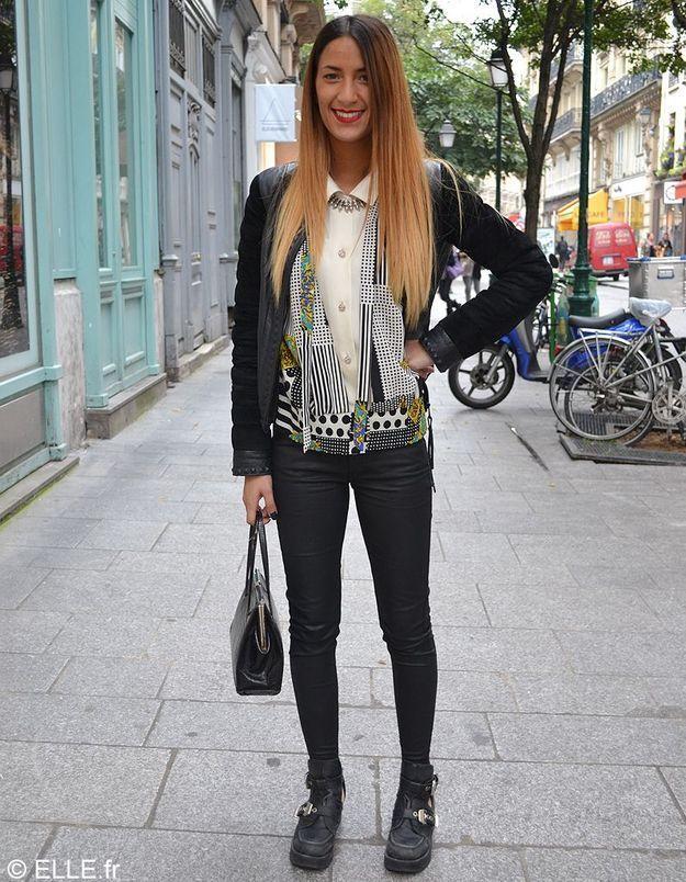 Sofia Responsable d'une boutique Eleven Paris