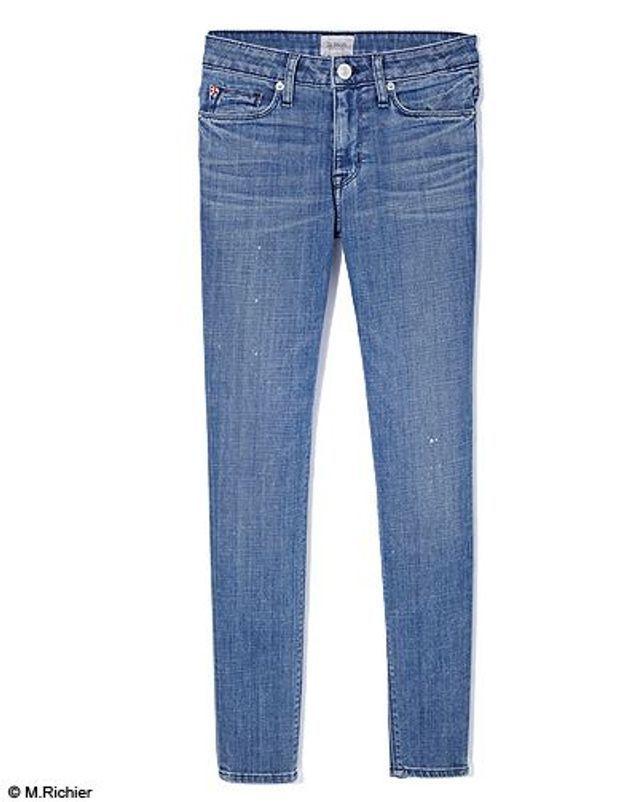 Mode tendance shopping jean look jean 7 8 hudson