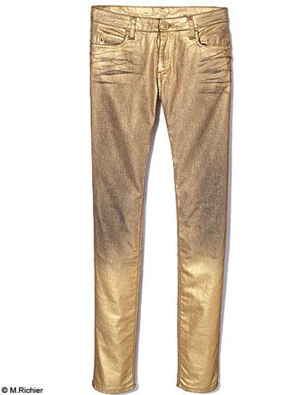 Mode tendance shopping jean look jean couleur faith connexion