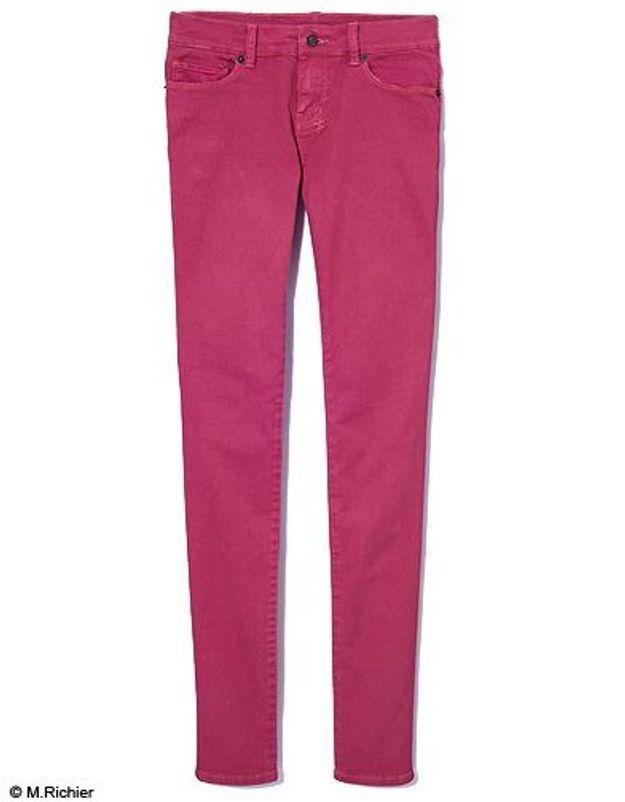 Mode tendance shopping jean look jean couleur ksubi